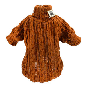 Warm Pet Winter Sweater - Pet Gear Solutions