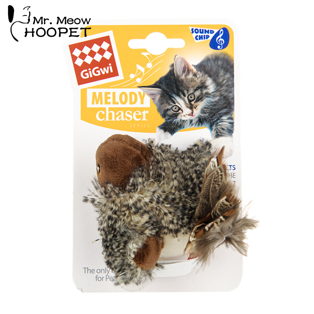 Bird Interactive Cat Toy - Pet Gear Solutions