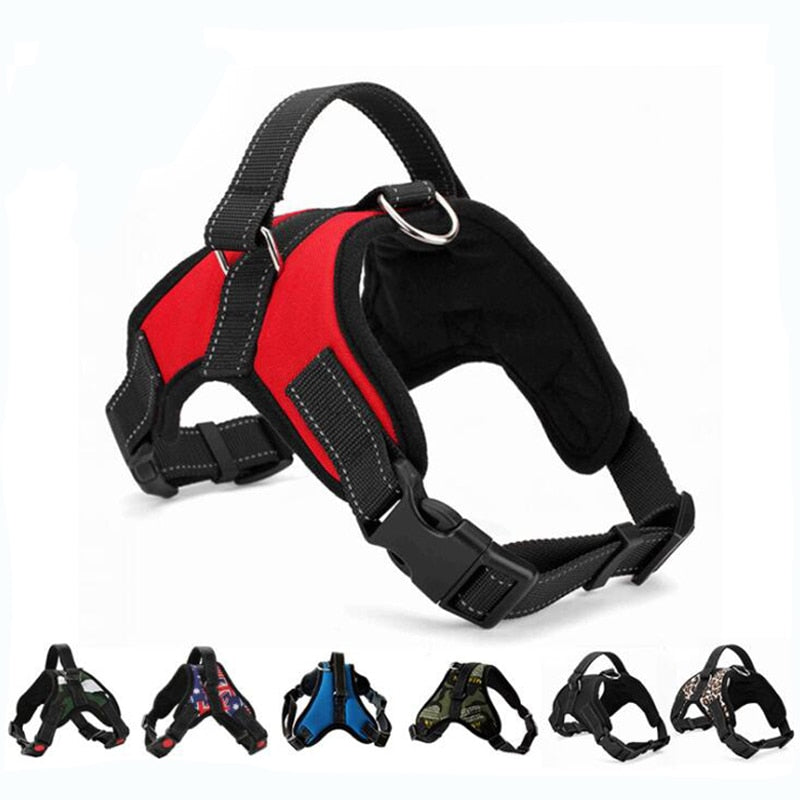 Reflective Nylon Dog Harness - Pet Gear Solutions