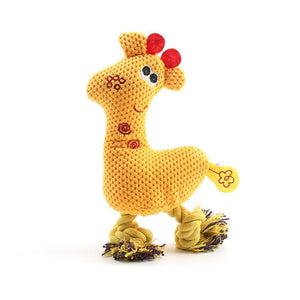 Chicken Dog Squeak Toy - Pet Gear Solutions