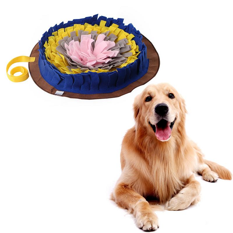 Flower Design Pet Toy - Pet Gear Solutions