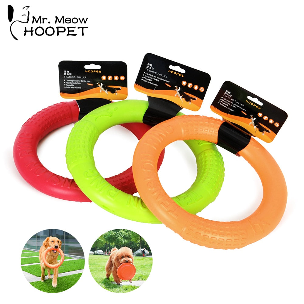 Interactive Disc Dog Toy - Pet Gear Solutions