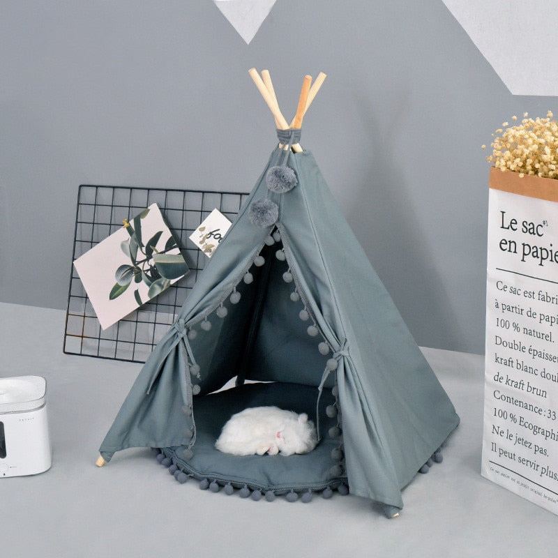 Foldable Pet Tent - Pet Gear Solutions