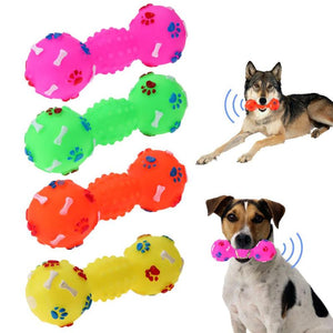 Squeaky Interactive Dog Toys - Pet Gear Solutions