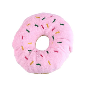 Donuts Pet Squeaker Squeaky Toy - Pet Gear Solutions