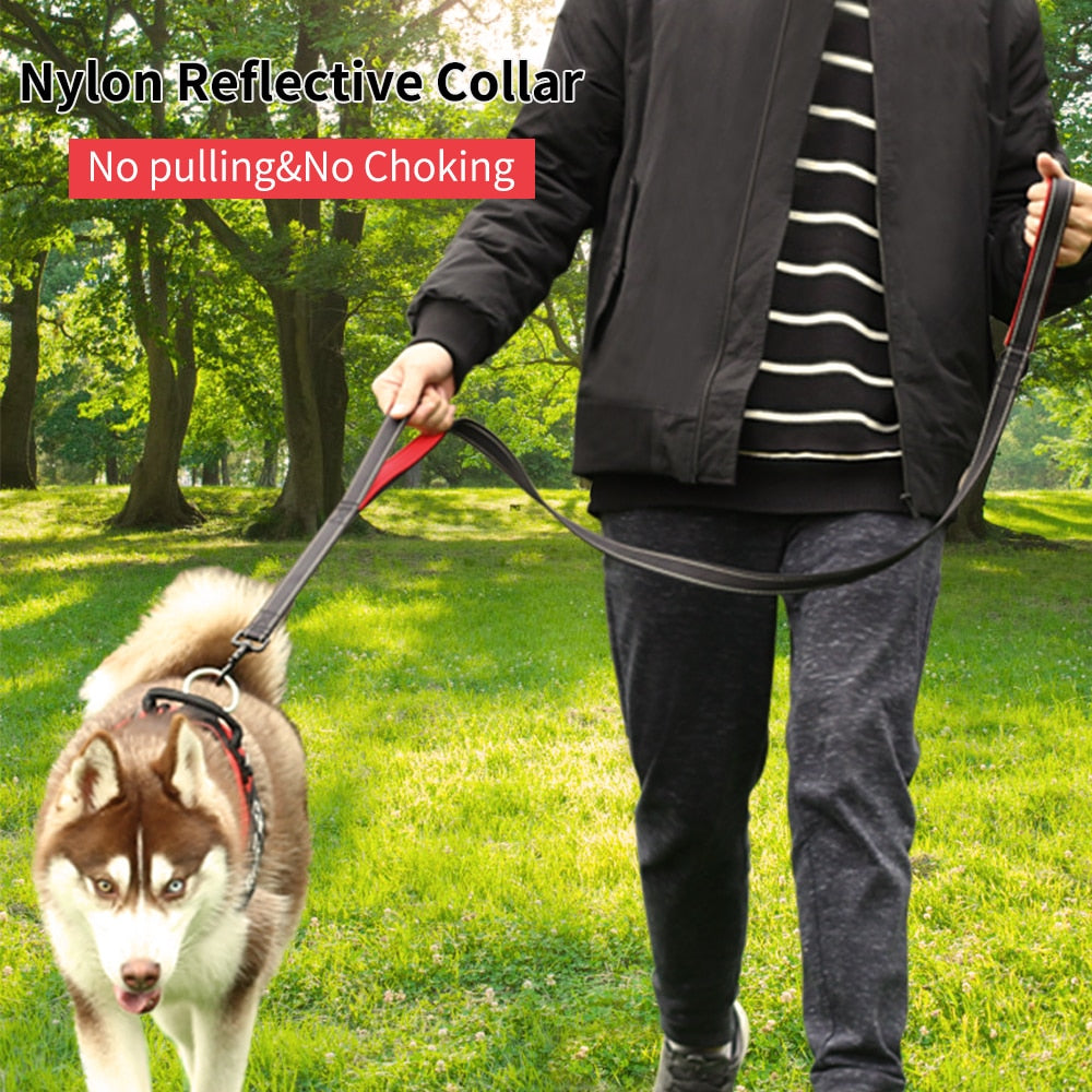 No Pull Dog Leash - Pet Gear Solutions