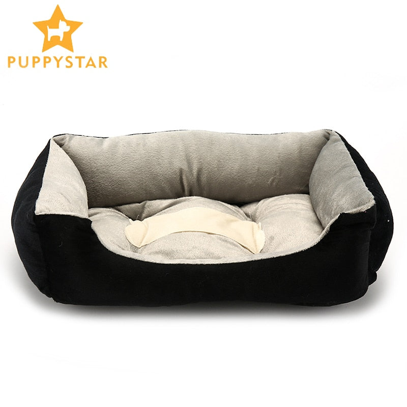 Bone Print Pet Sofa Bed - Pet Gear Solutions