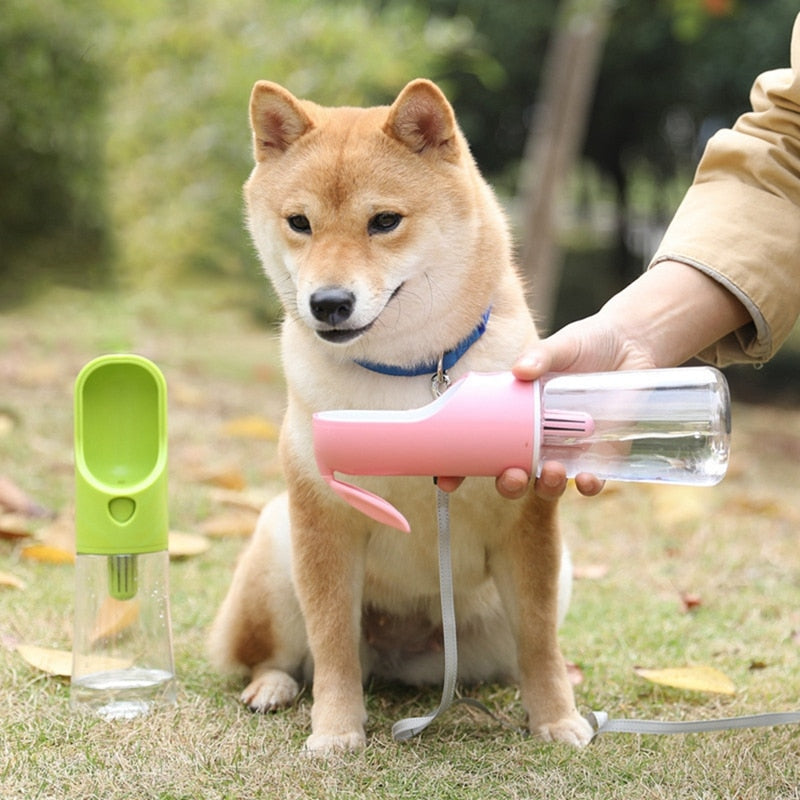 Portable Dog Water Bottle - Pet Gear Solutions