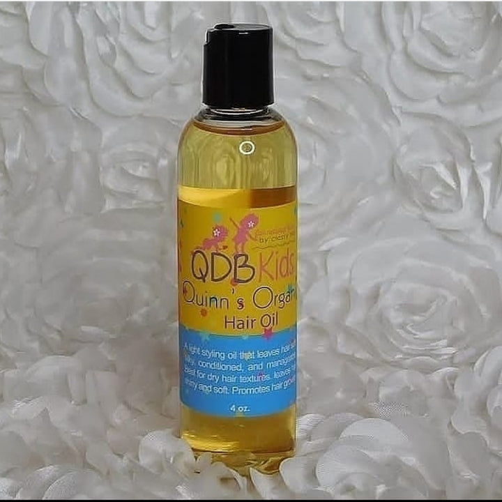 QDB Kids Quinn's Organic Hair Oil