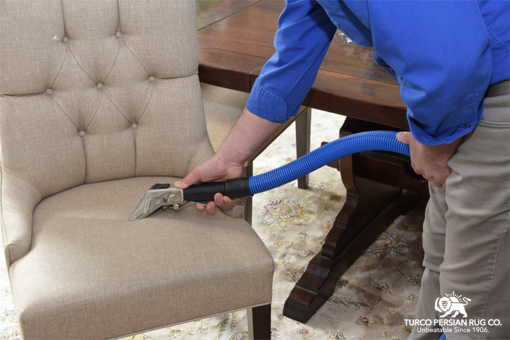 Turco Persian Upholstery Cleaning Toronto