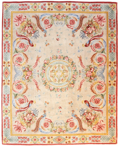 Savonnerie Rug Design China