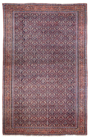 Antique Oversize Mahal-Turco Persian Rug Company Inc.