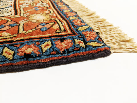 Antique Persian Bakshaish Rug-Turco Persian Rug Company Inc.