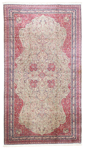 Semi-Antique Kayseri Oversize-Turco Persian Rug Company Inc.