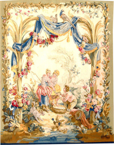Chinese Tapestry-Turco Persian Rug Company Inc.