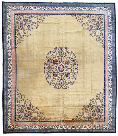 Peking Antique Oversize Rug-Turco Persian Rug Company Inc.