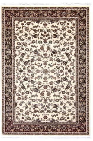 Tabriz Design Machine Made Rug