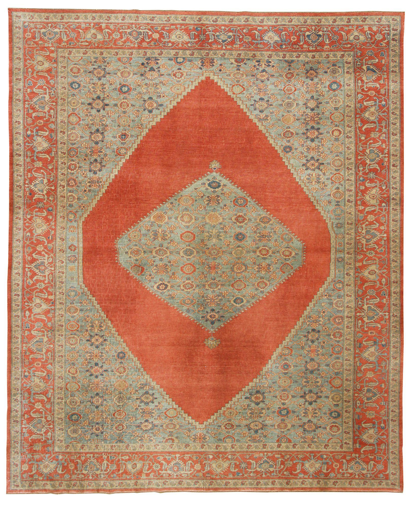 Turkish Sultanabad Rug-Turco Persian Rug Company Inc.