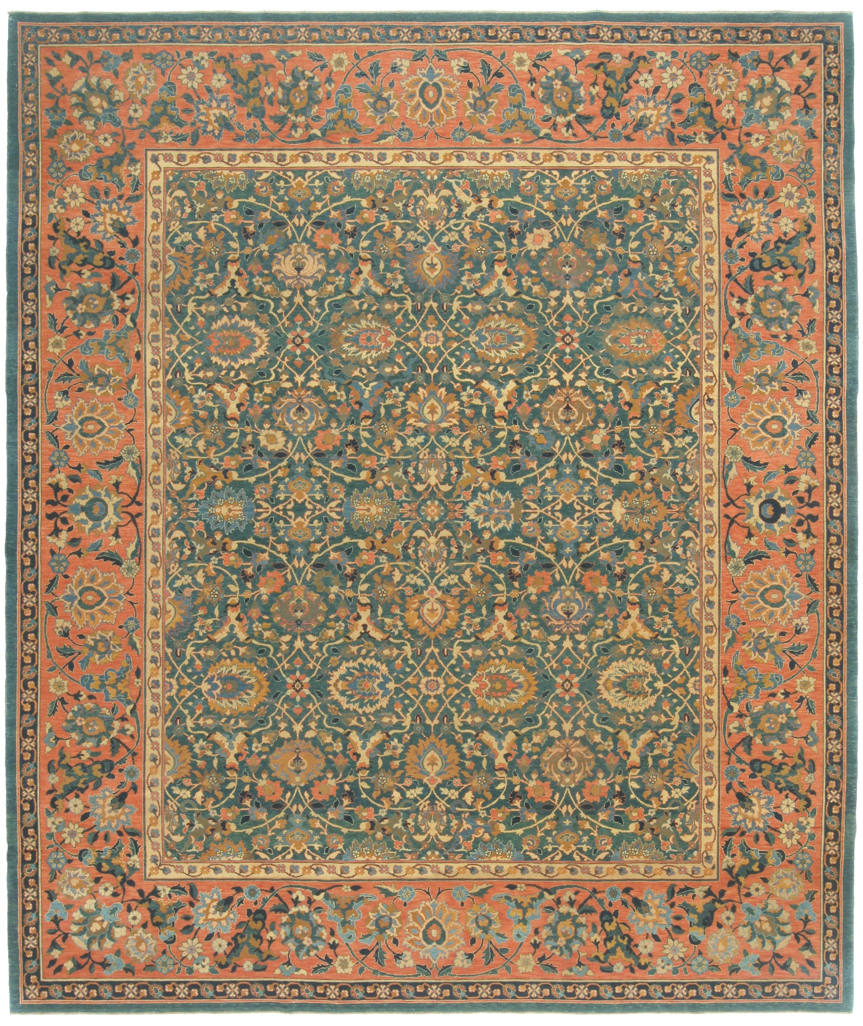 Tabriz Rug Design Turkey-Turco Persian Rug Company Inc.