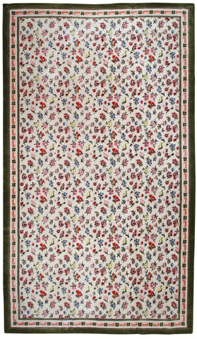 Floral Allover Design-Turco Persian Rug Company Inc.