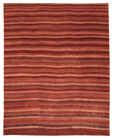 Terra Stripes 8x10-Turco Persian Rug Company Inc.