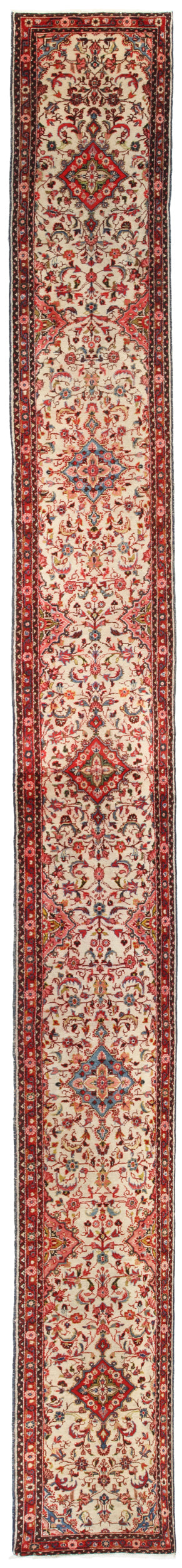 Hamadan Runner Super Long-Turco Persian Rug Company Inc.