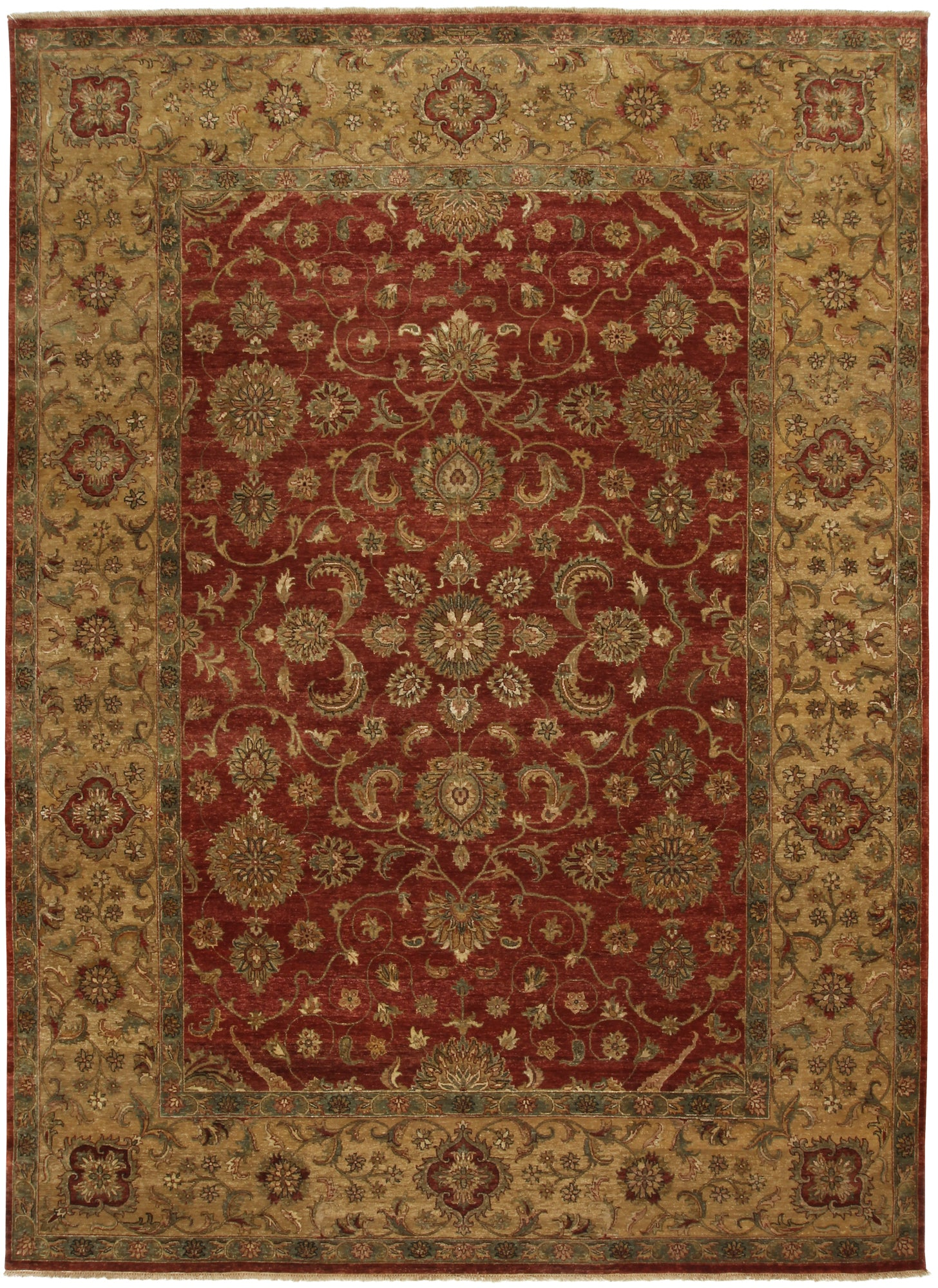 Tabriz Design Rug India