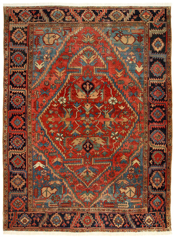 Heriz Antique-Turco Persian Rug Company Inc.