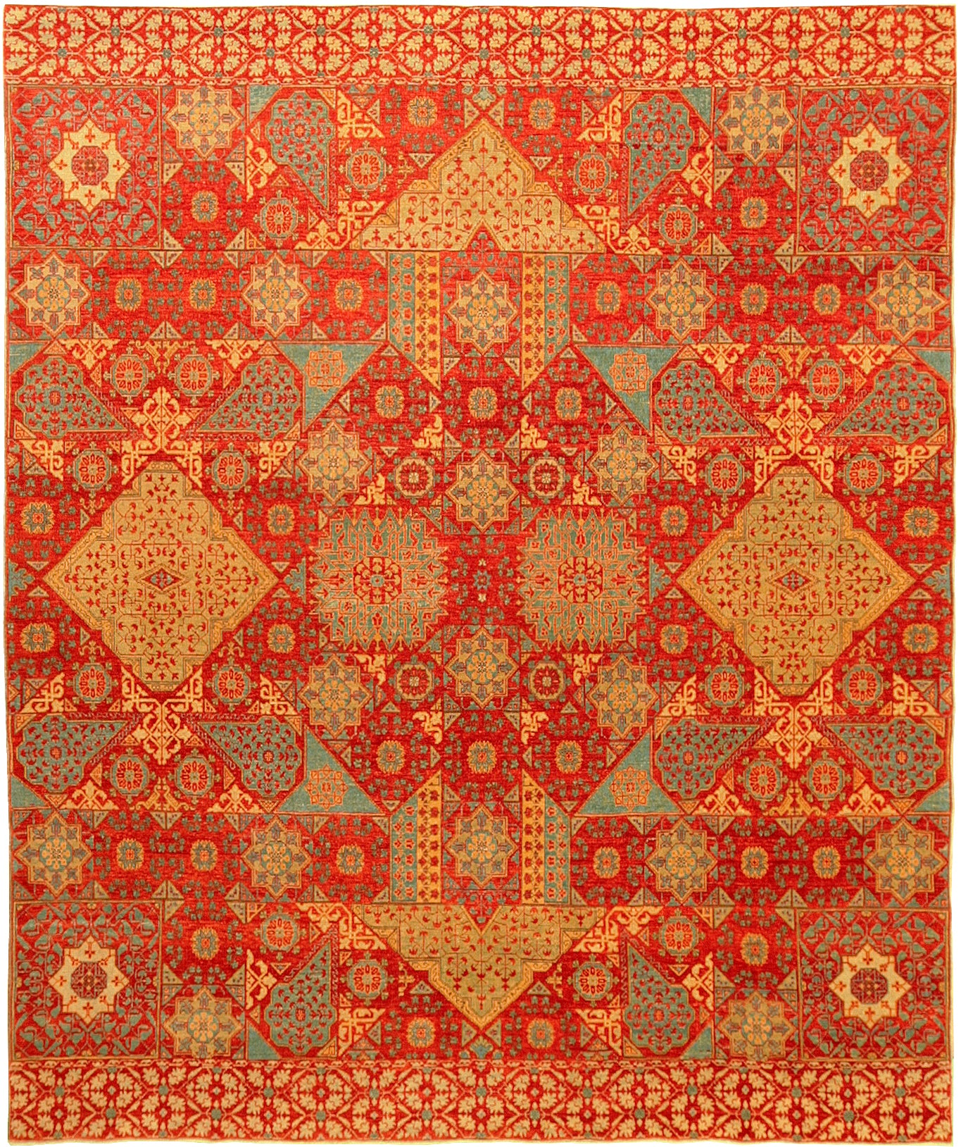 Mamluk Design Turkish-Turco Persian Rug Company Inc.