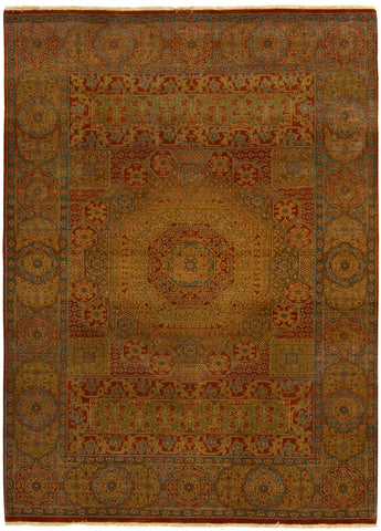 Mamluk Design India-Turco Persian Rug Company Inc.