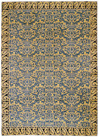 Spanish Design Rug-Turco Persian Rug Company Inc.