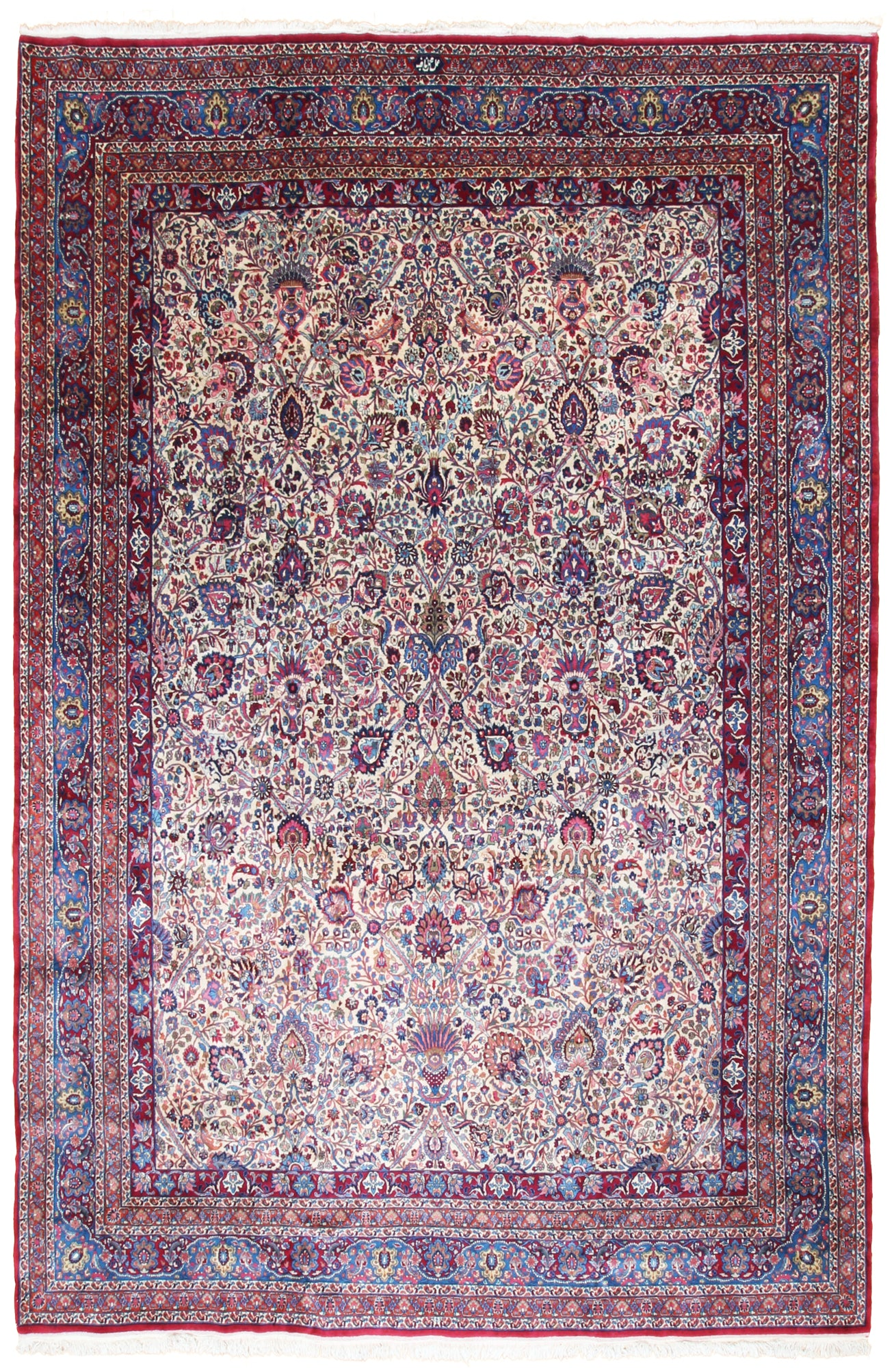 Mashad Antique Oversize