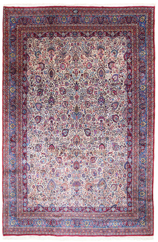 Mashad Antique Oversize-Turco Persian Rug Company Inc.