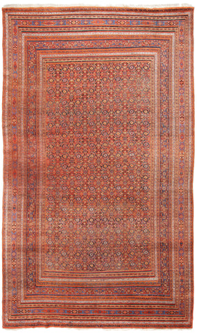 Antique Tabriz Rug-Turco Persian Rug Company Inc.