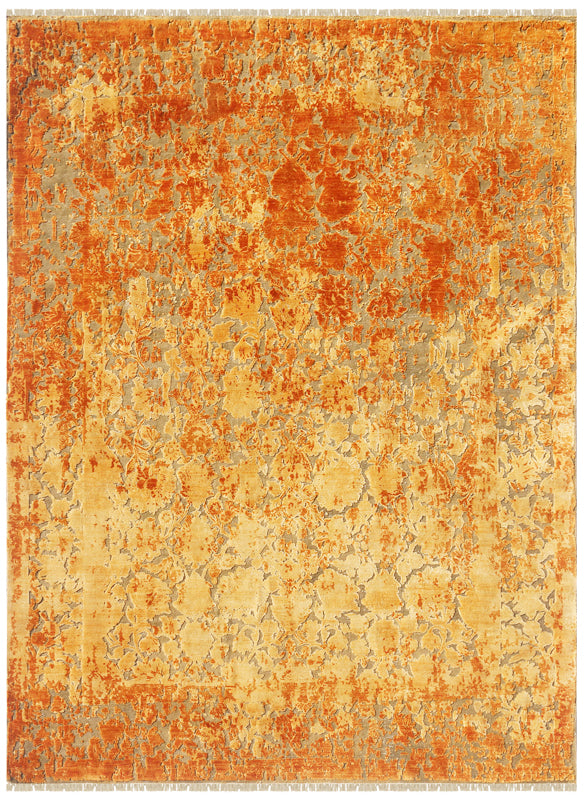 Veteran Orange-Turco Persian Rug Company Inc.