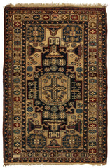 Antique Persian Shirvan Rug-Turco Persian Rug Company Inc.