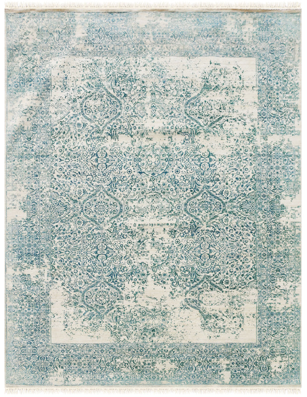 Mulberry Laurel Green-Turco Persian Rug Company Inc.