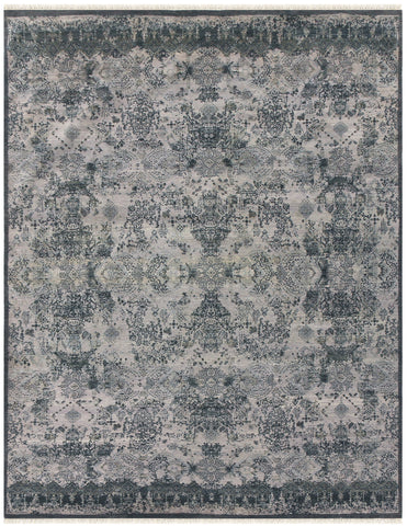 Pearl Dark Grey 6x9-Turco Persian Rug Company Inc.