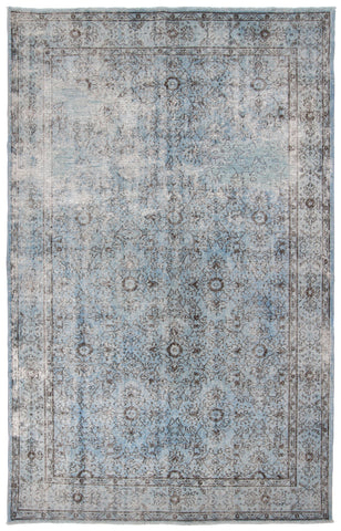 Second Life Antique Wash Turkish Kayseri Rug