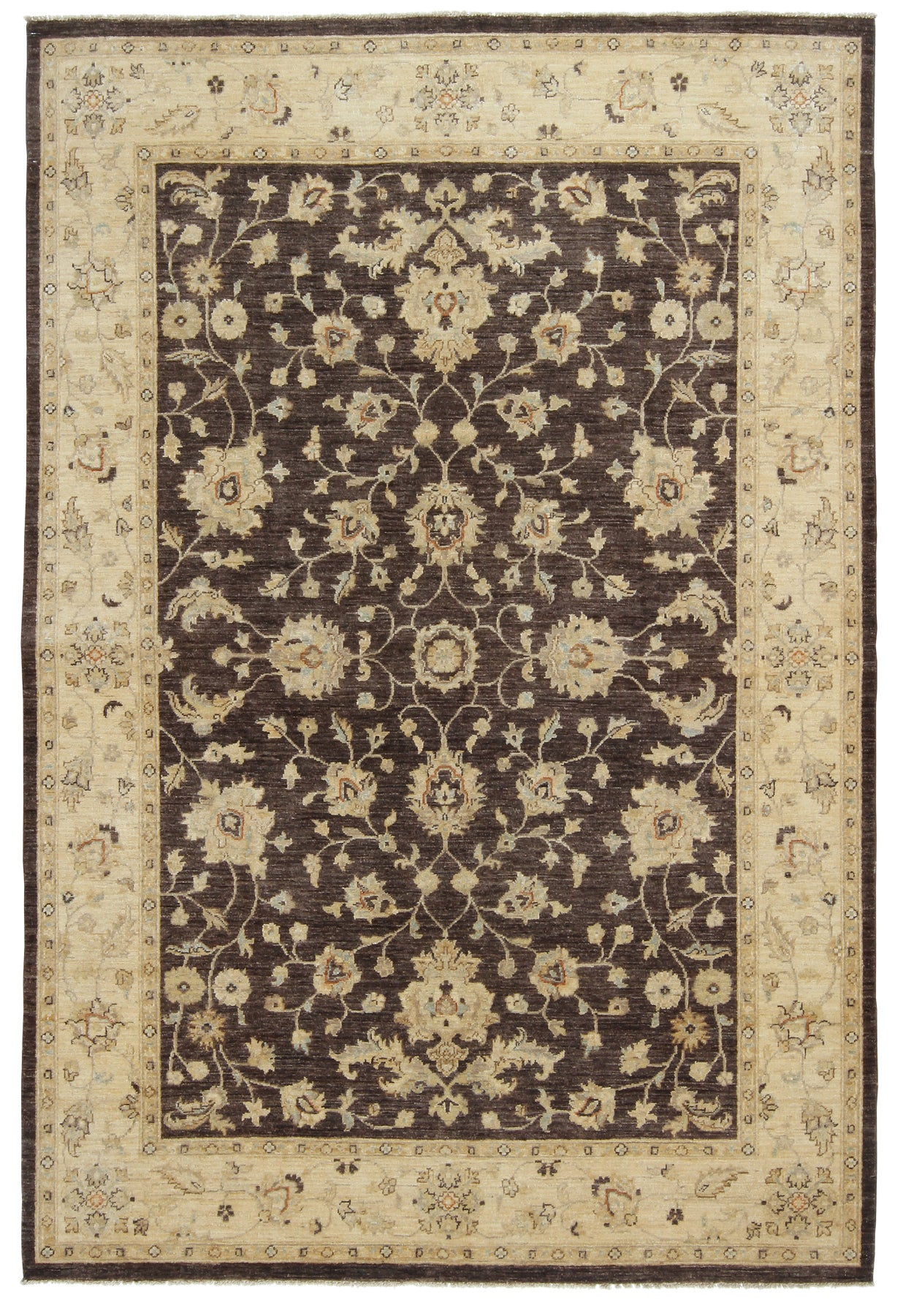 Chobi Rug Brown-Turco Persian Rug Company Inc.
