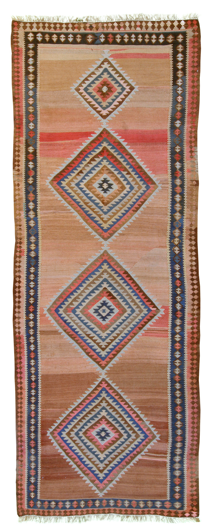 Kilim Grand Runner-Turco Persian Rug Company Inc.