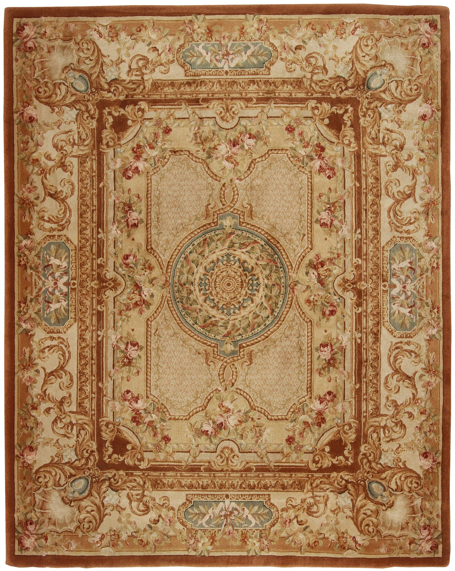 Savonnerie Rug Design China-Turco Persian Rug Company Inc.