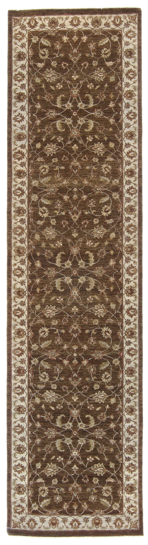 Jaipur Runner Brown-Turco Persian Rug Company Inc.