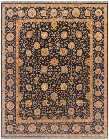 Antiquity Black-Turco Persian Rug Company Inc.