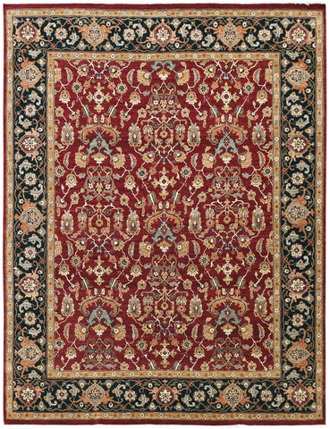 Antiquity Burgundy-Turco Persian Rug Company Inc.