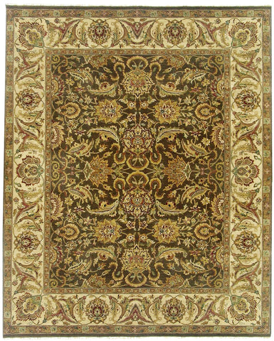 Dimora Chocolate Cream-Turco Persian Rug Company Inc.