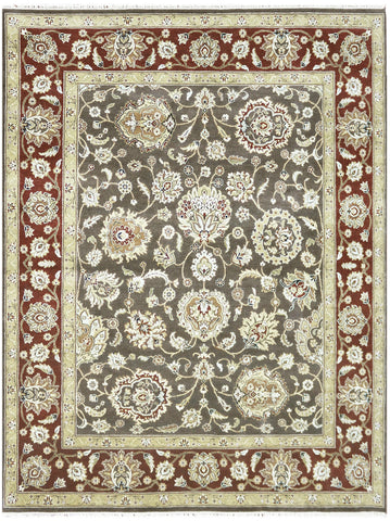 Dimora Deep Red-Turco Persian Rug Company Inc.