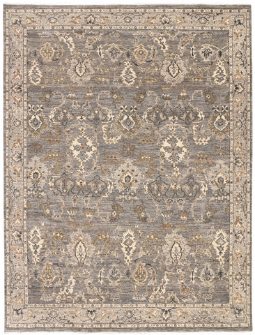 Nuit Arab Iron Grey-Turco Persian Rug Company Inc.