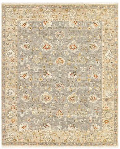 Sand Transitional Serapi-Turco Persian Rug Company Inc.