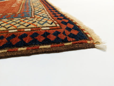 Antique Armenian Rug